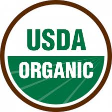 Look for the USDA Organic Logo